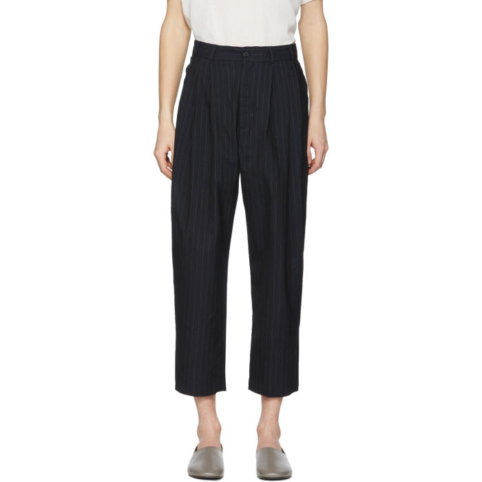 Pinstripe Tapered Pants Hed Mayner J7GIq
