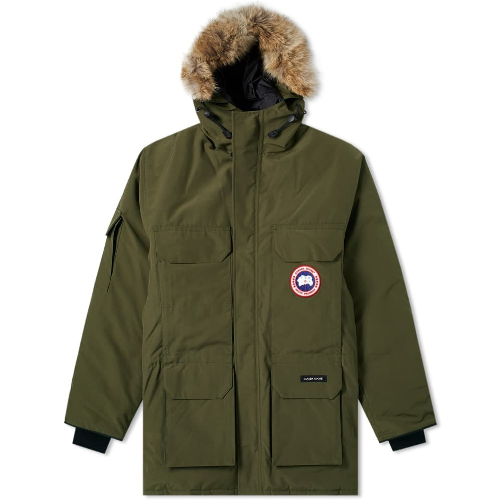 Photo: Canada Goose Expedition Parka