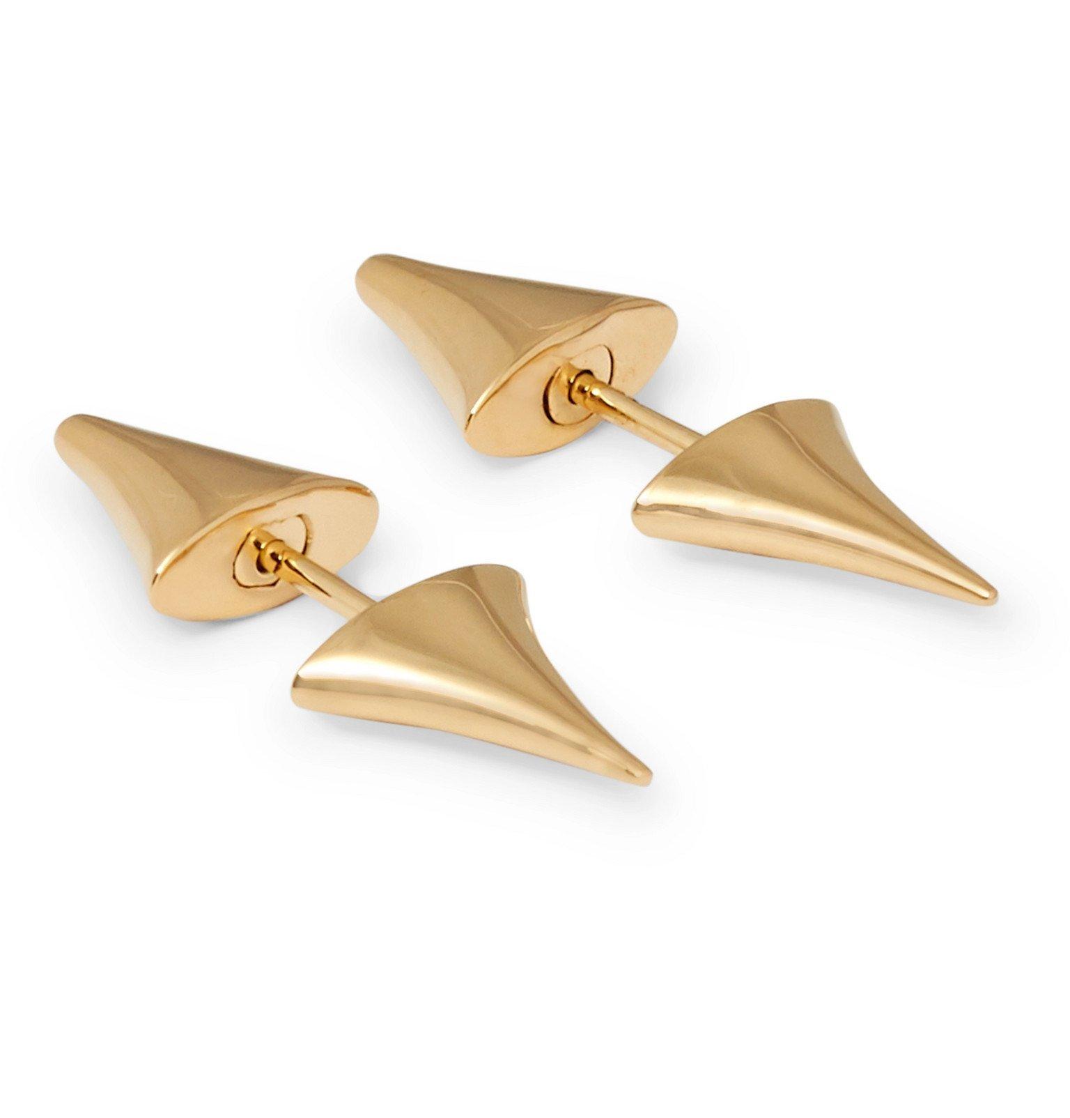 Photo: Shaun Leane - Gold Vermeil Earrings - Gold