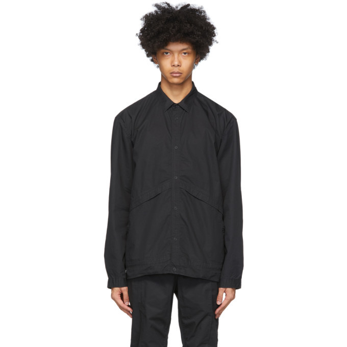 Photo: nonnative Black Coach Shirt Jacket