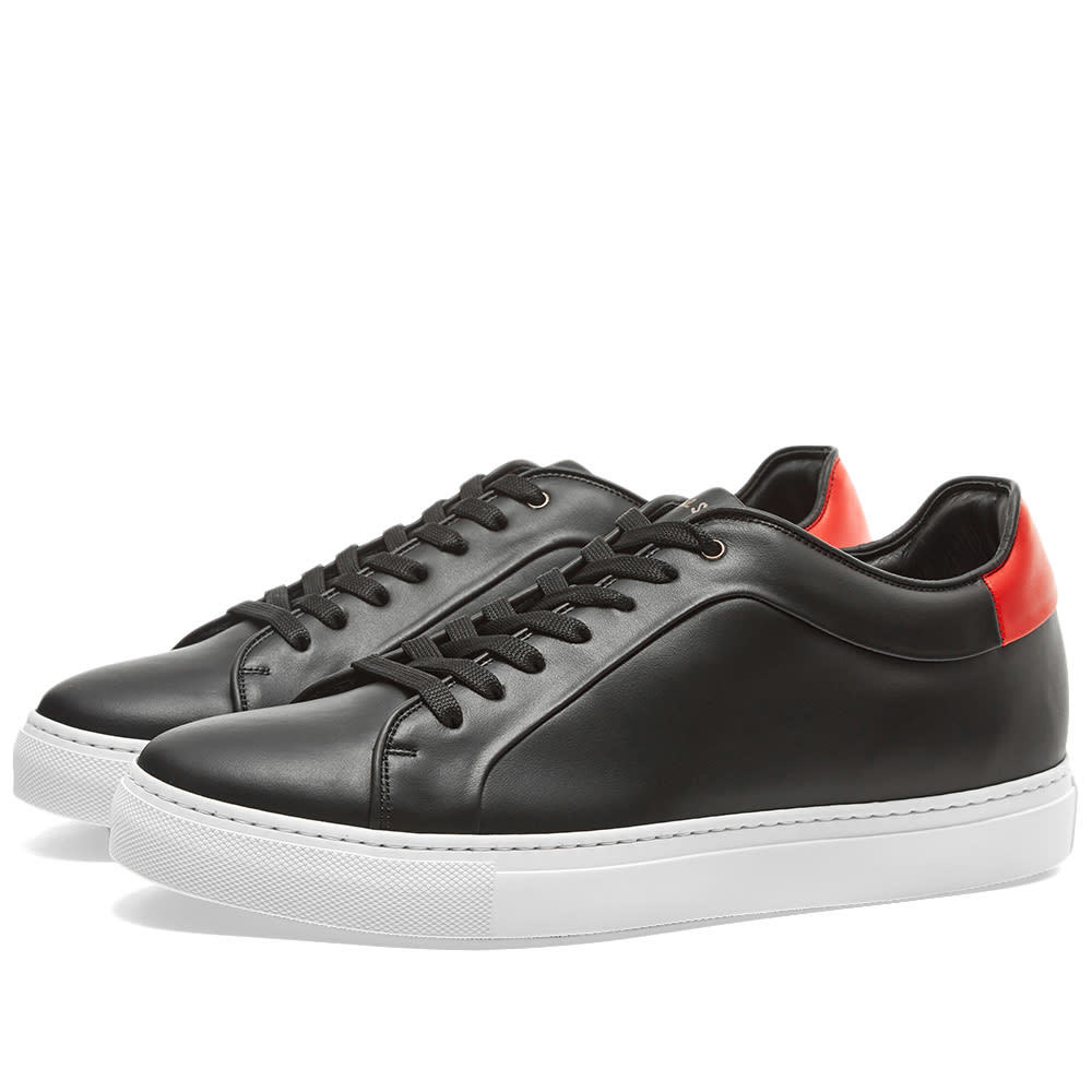 Photo: Paul Smith Basso Leather Cupsole Sneaker