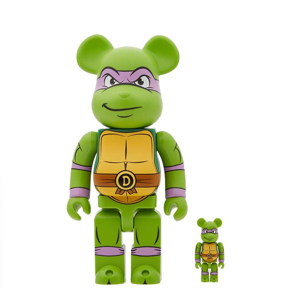 Photo: Medicom Donatello Be@rbrick