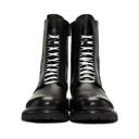 Belstaff Black Huntscott Boots