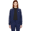 adidas Originals Blue Adicolor SST Track Jacket