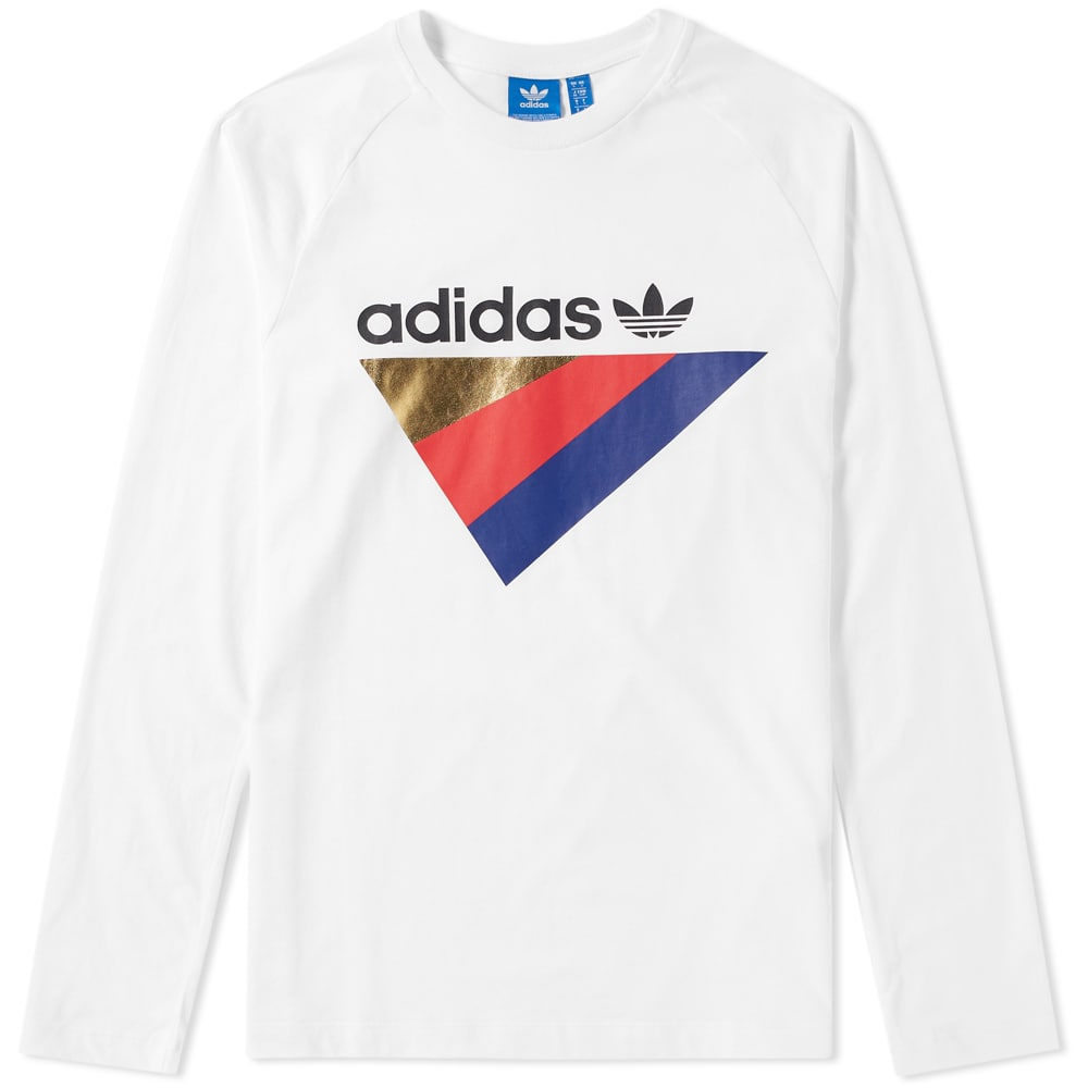 Adidas Long Sleeve Anichkov Tee