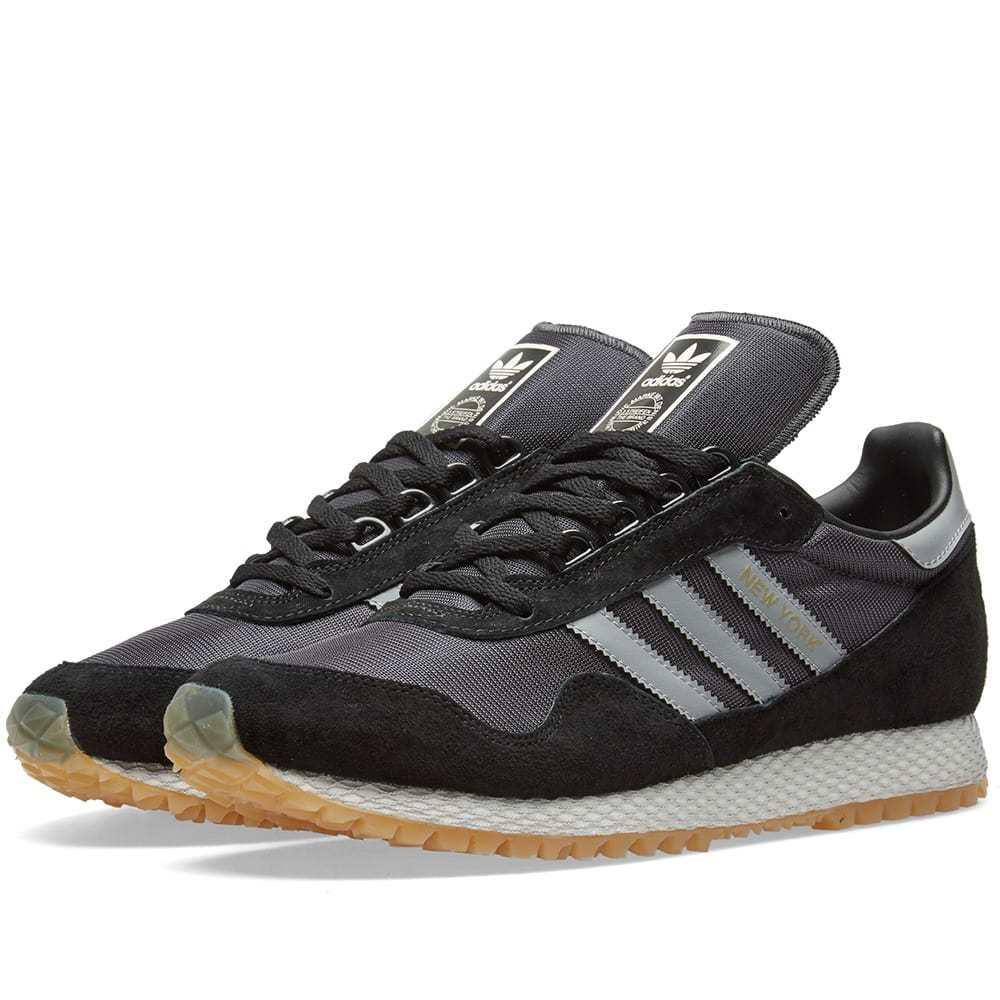 Adidas New York Black