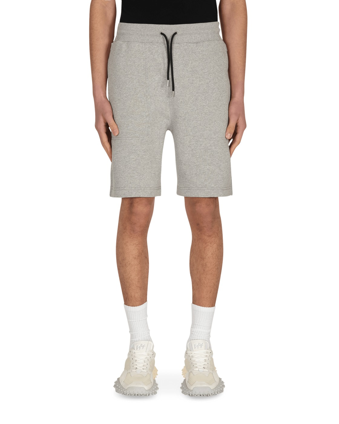 Photo: 1017 Alyx 9sm Visual Sweatshorts Grey