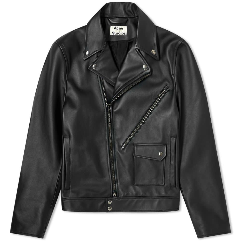 Acne Studios Lyon Leather Jacket