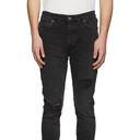 Ksubi Black Chitch Hustler Jeans