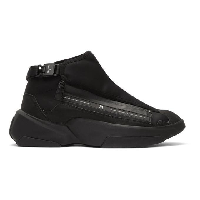 Photo: Julius Black Nilos High-Top Sneakers