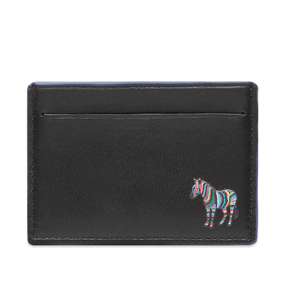 Photo: Paul Smith Classic Zebra Card Holder
