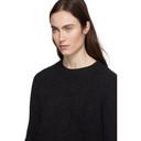 Acne Studios Black Alpaca and Wool Kerna Sweater