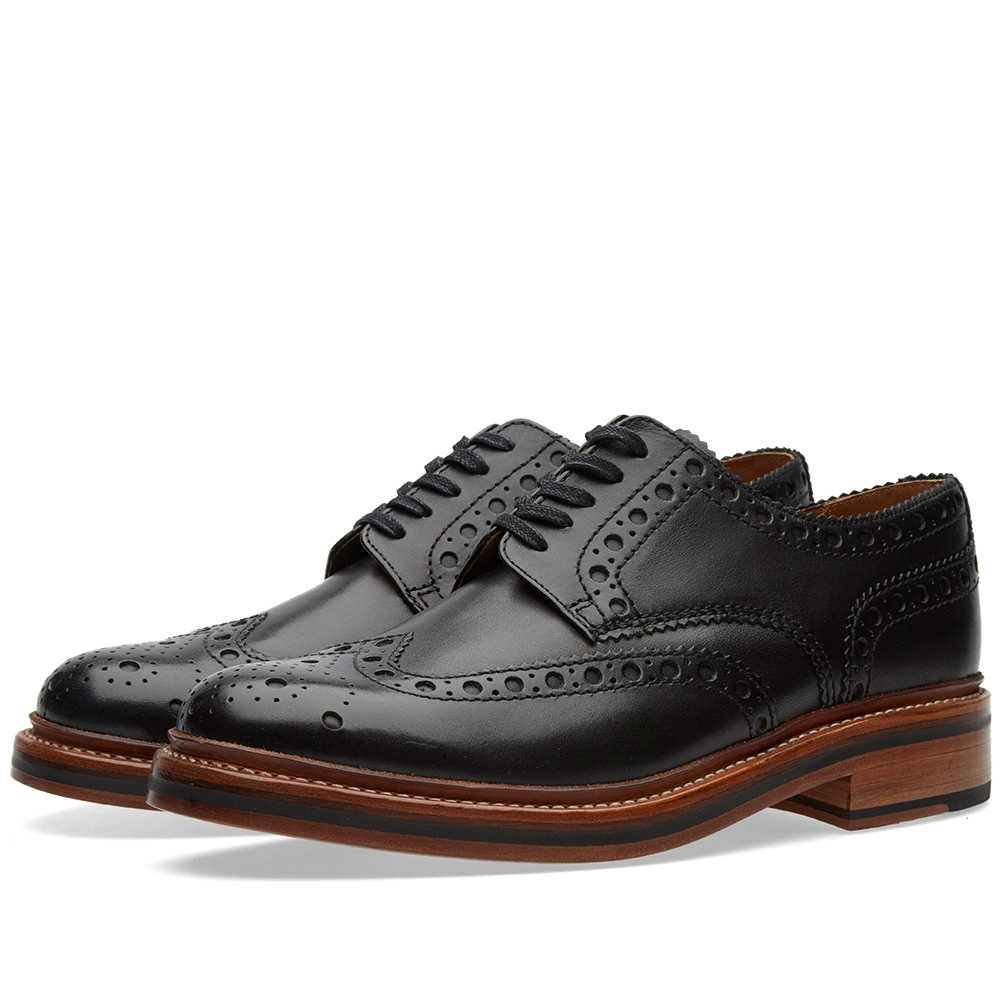 Photo: Grenson Archie Brogue