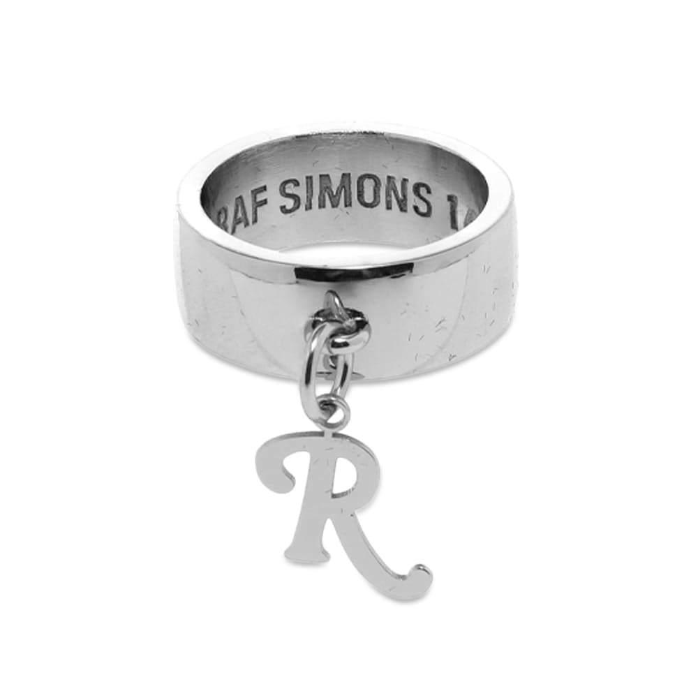 Photo: Raf Simons R Charm Ring