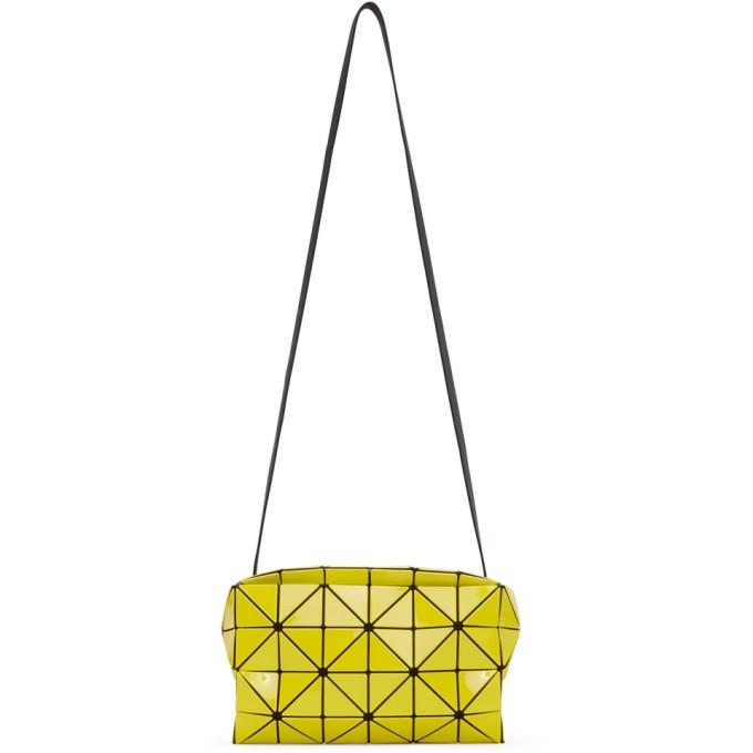 Photo: Bao Bao Issey Miyake Yellow Carton Messenger Bag