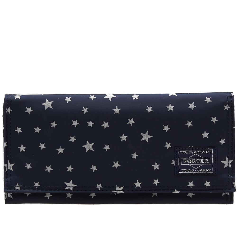 a8599acc6353 Head Porter Stellar Large Wallet Head Porter Plus