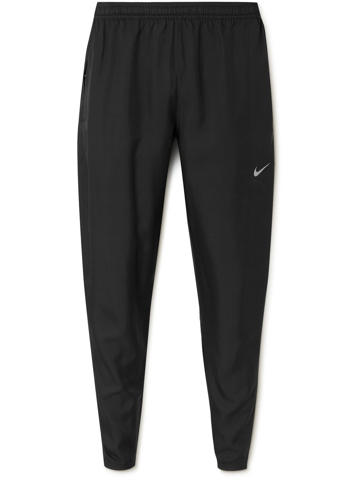 NIKE RUNNING - Tapered Recycled Dri-FIT Sweatpants - Black