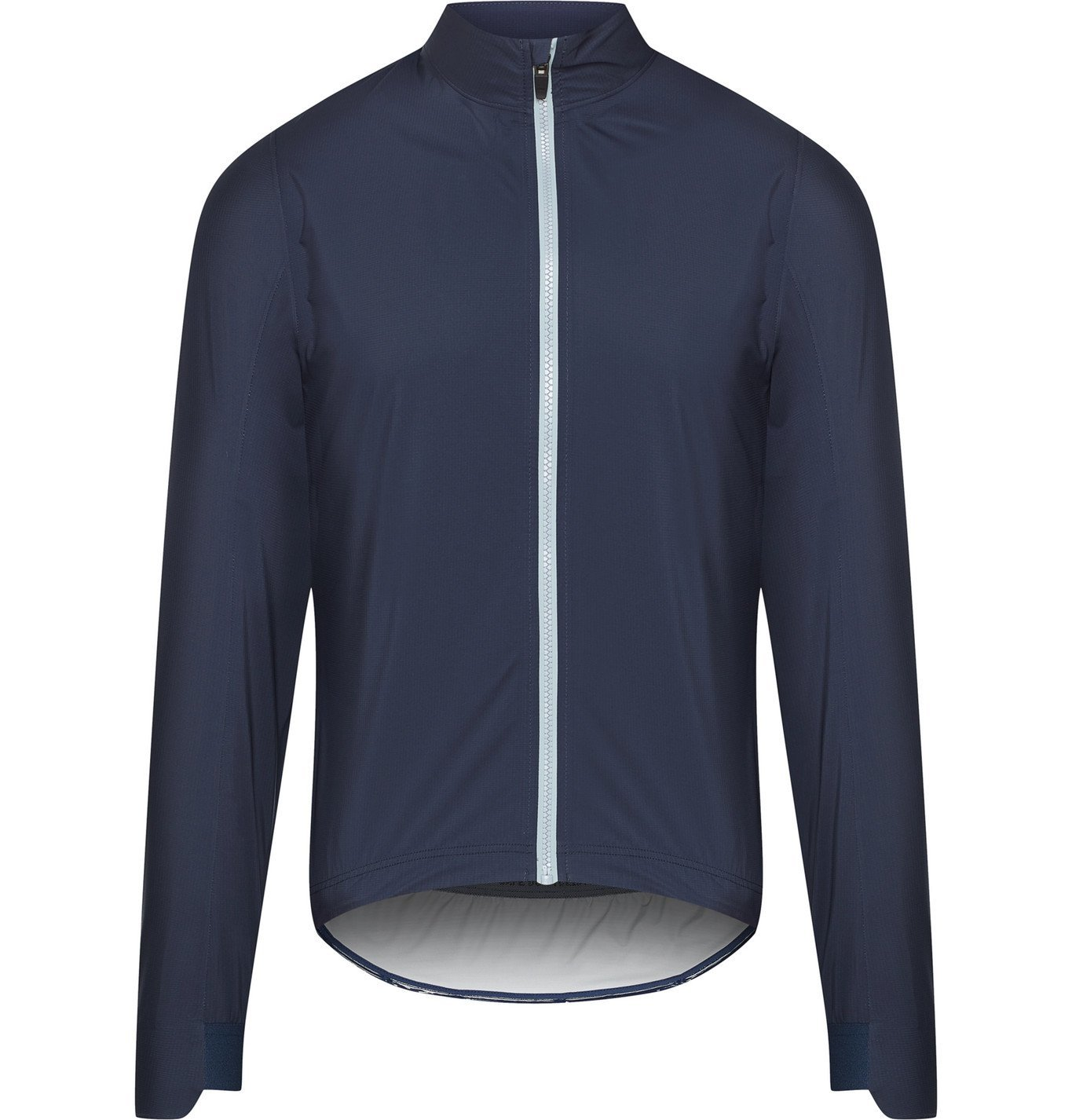 Photo: Cafe du Cycliste - Suzette Ripstop Rain Jacket - Blue