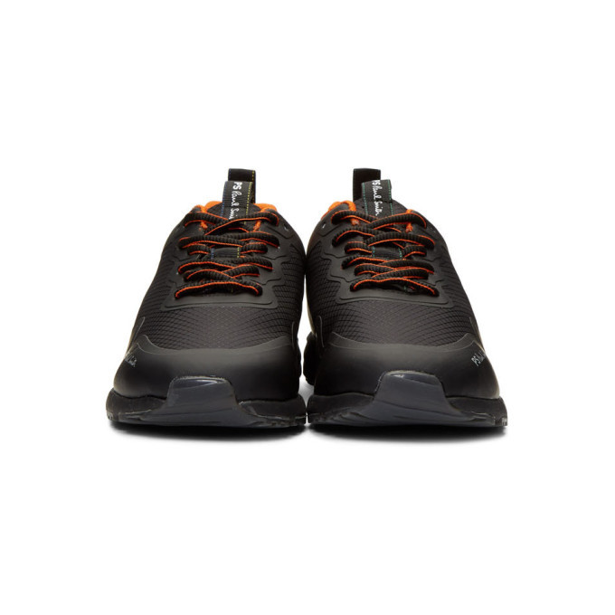 PS by Paul Smith Black Saber Sneakers