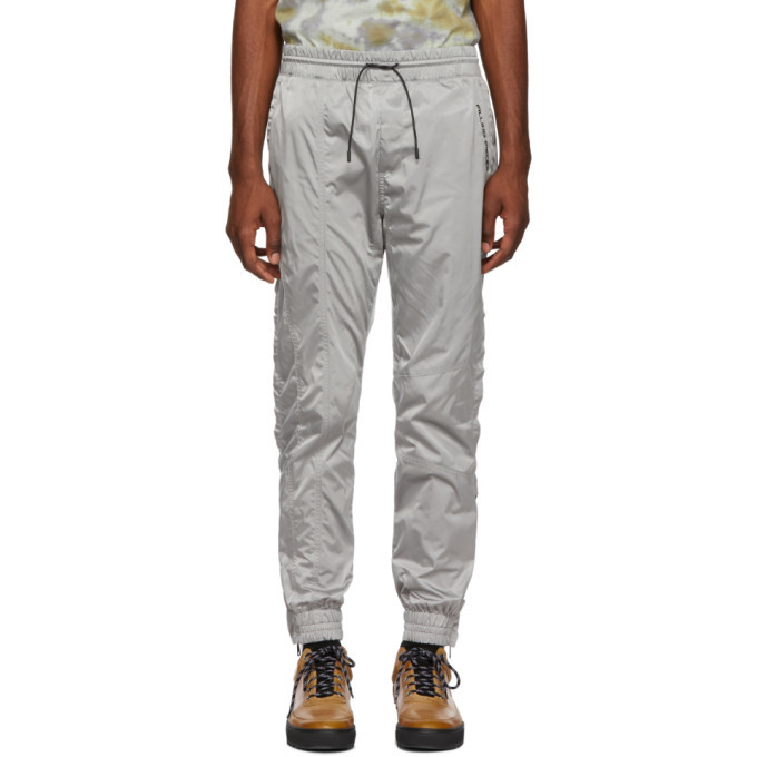 Photo: Filling Pieces Grey Logo Track Pants
