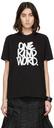 Sacai Black Eric Haze Edition T-Shirt