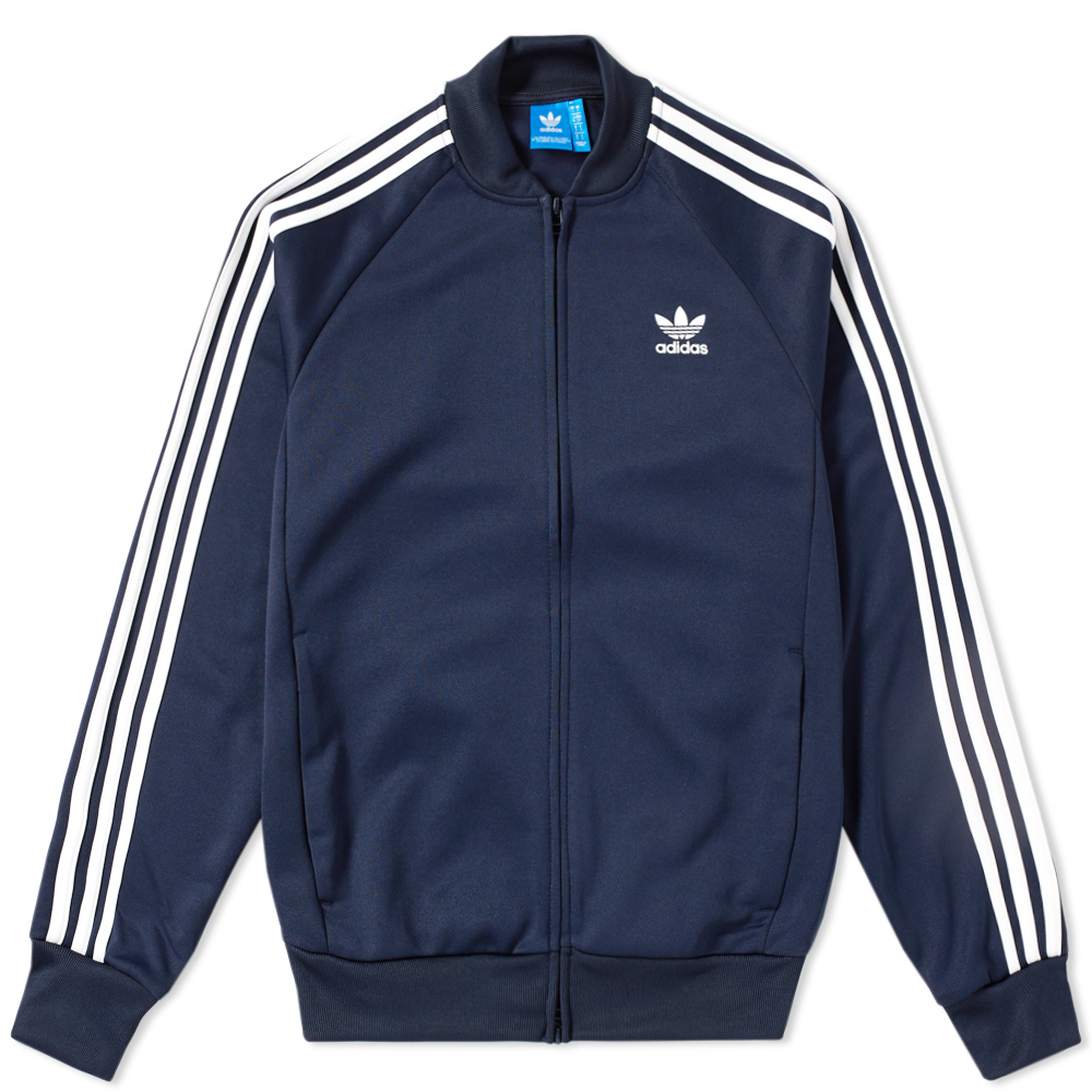 Adidas Relaxed Superstar Track Top