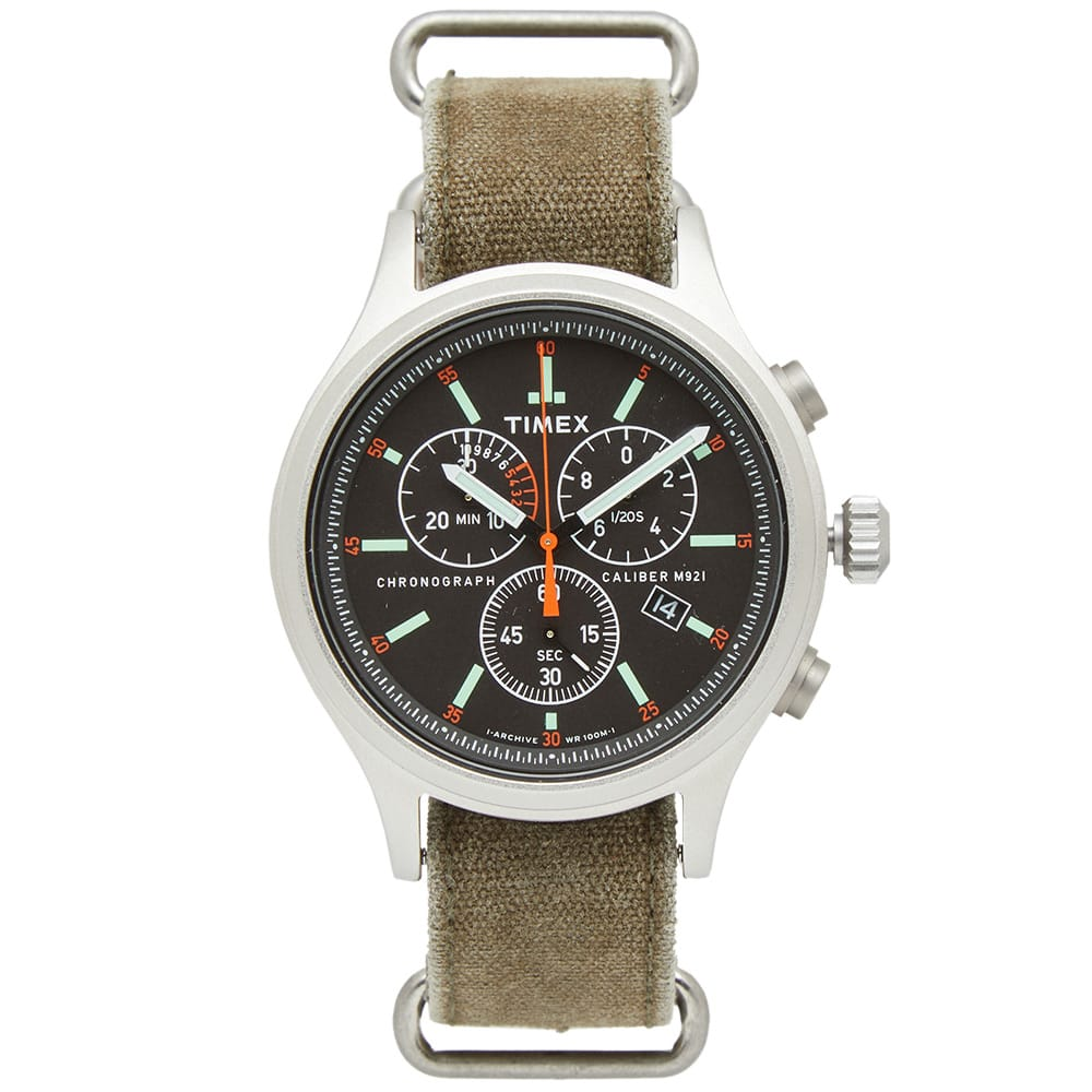 Photo: Timex Archive Allied Chrono Watch