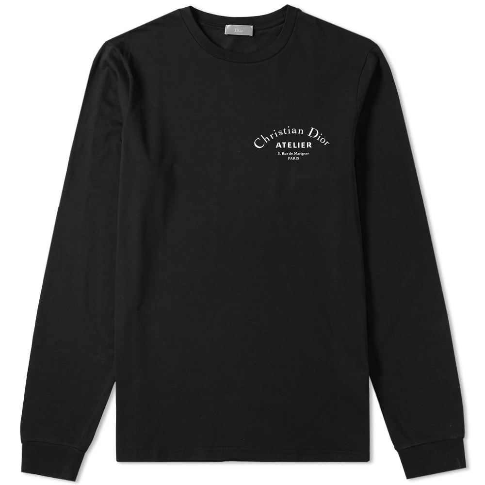 Photo: Dior Homme Long Sleeve Atelier Tee