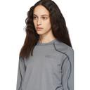 GmbH Grey Recycled Mono Long Sleeve T-Shirt