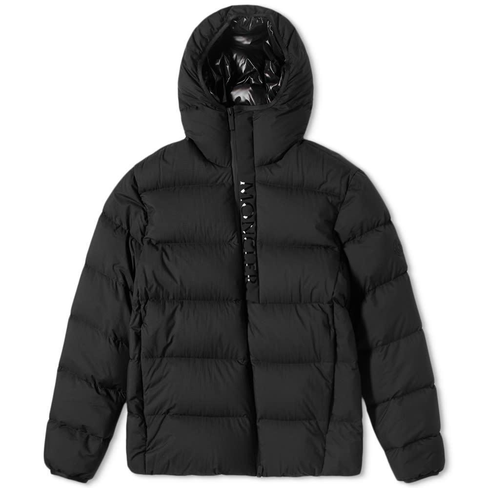 Photo: Moncler Giraud Asymetric Zip Down Jacket