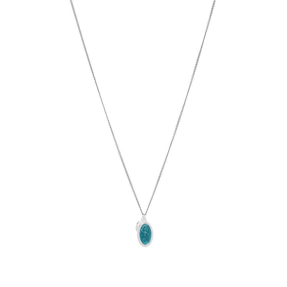 Photo: Miansai Fortuna Pendant Necklace