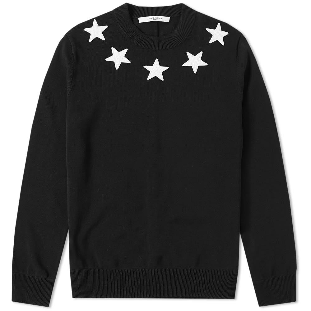 Photo: Givenchy Stars Crew Neck Knit