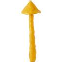 EDEN power corp Yellow Waxmaya Edition Beeswax Mushroom Candle