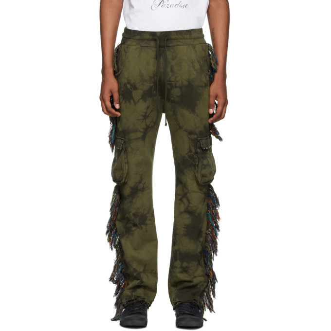 Photo: Alchemist Green Jungle Rider Lounge Pants