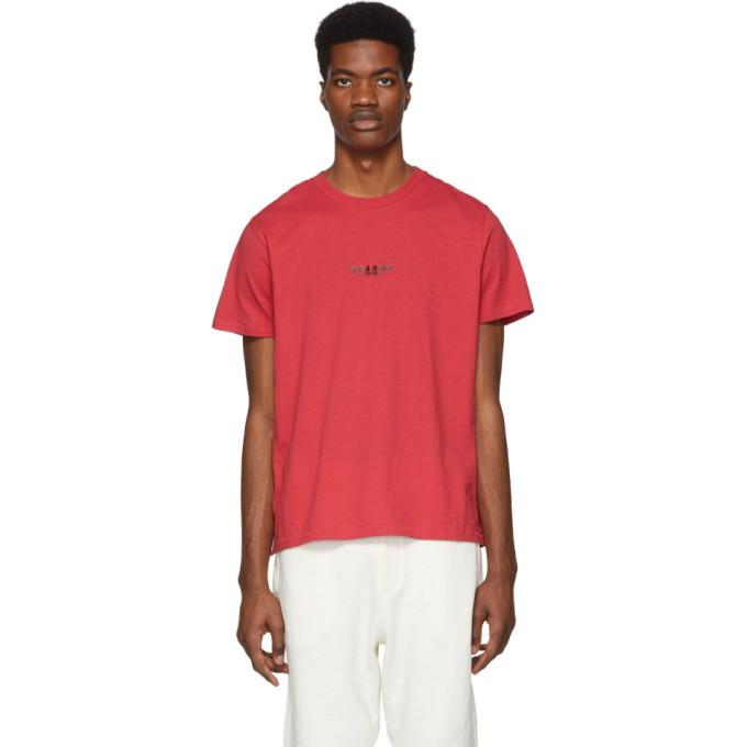 Photo: rag and bone Red Universal T-Shirt