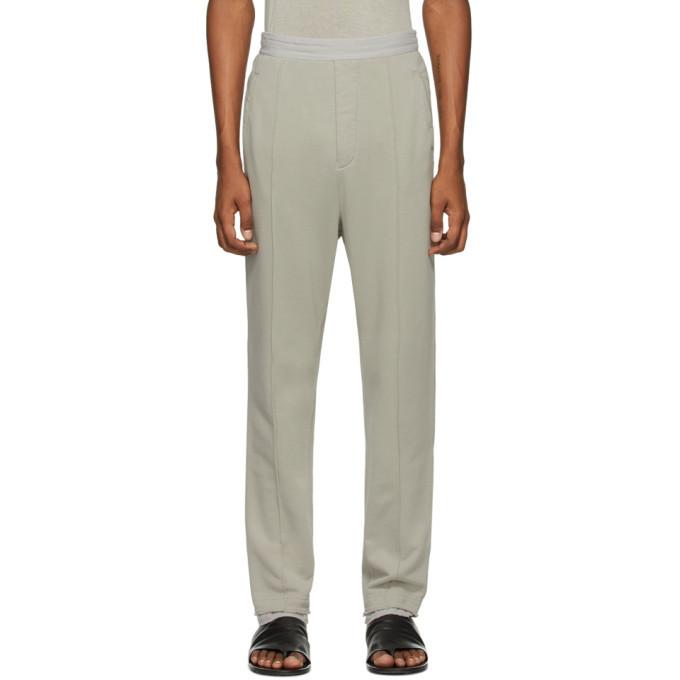 Photo: Haider Ackermann Grey Tailored Lounge Pants