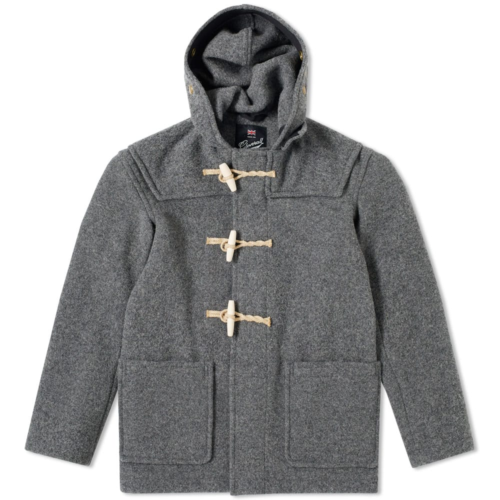 Photo: Gloverall Mid Length Monty Duffle Coat