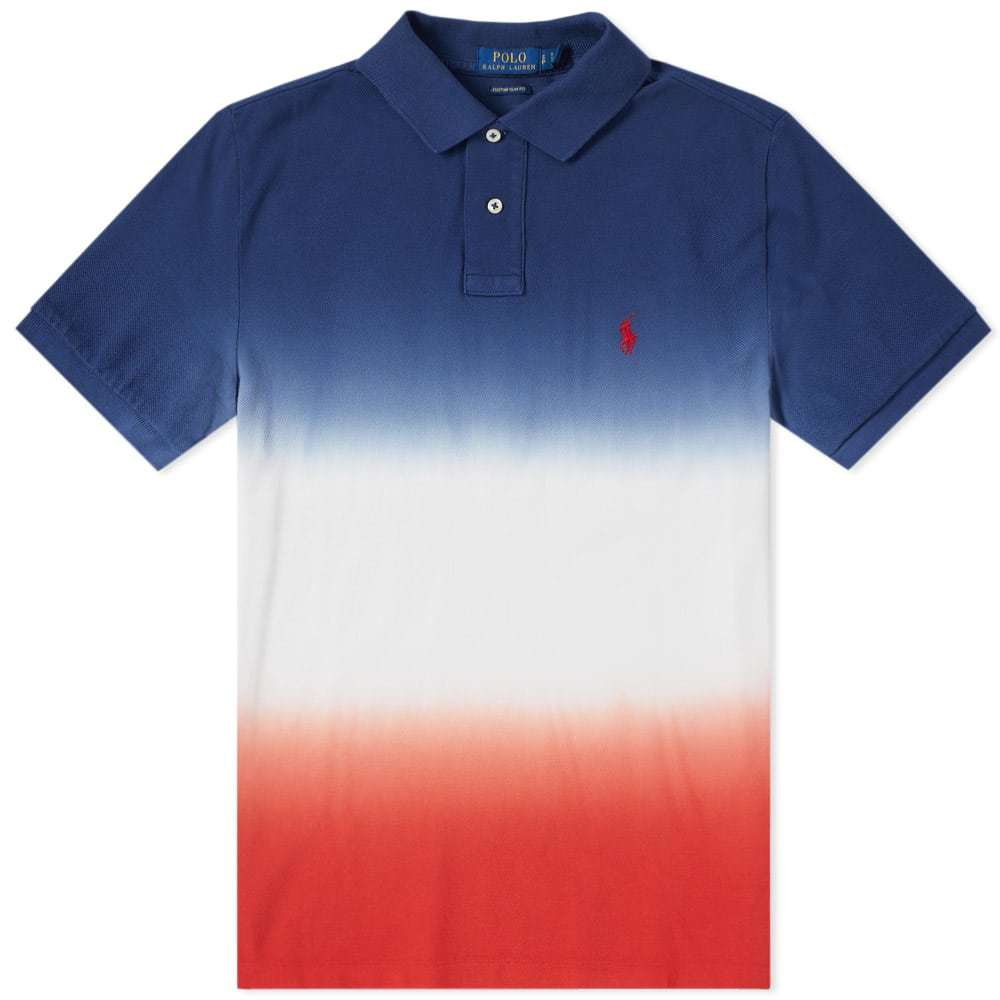 Photo: Polo Ralph Lauren Dip Dye Polo