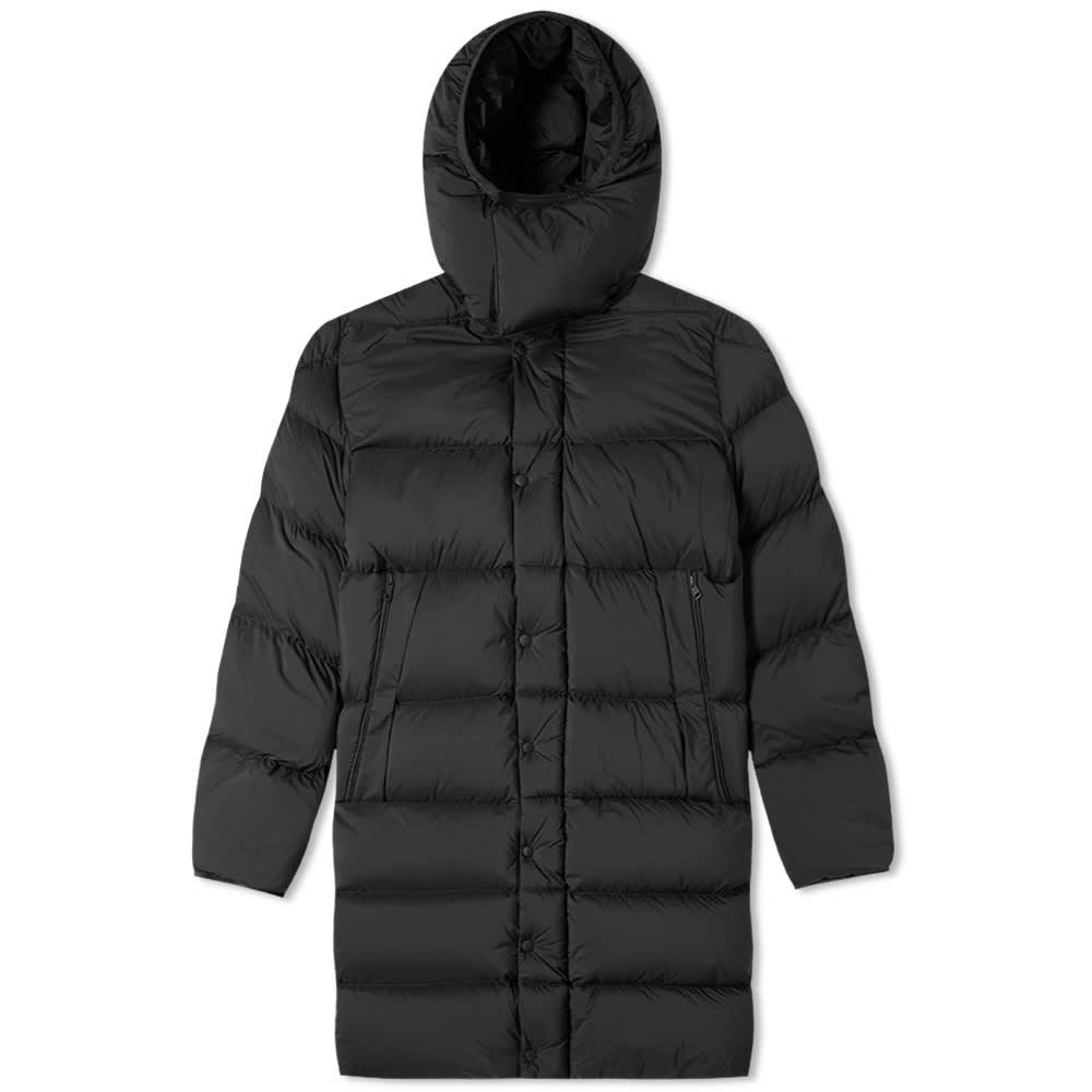 Photo: Moncler Strahlhorn Long Down Jacket