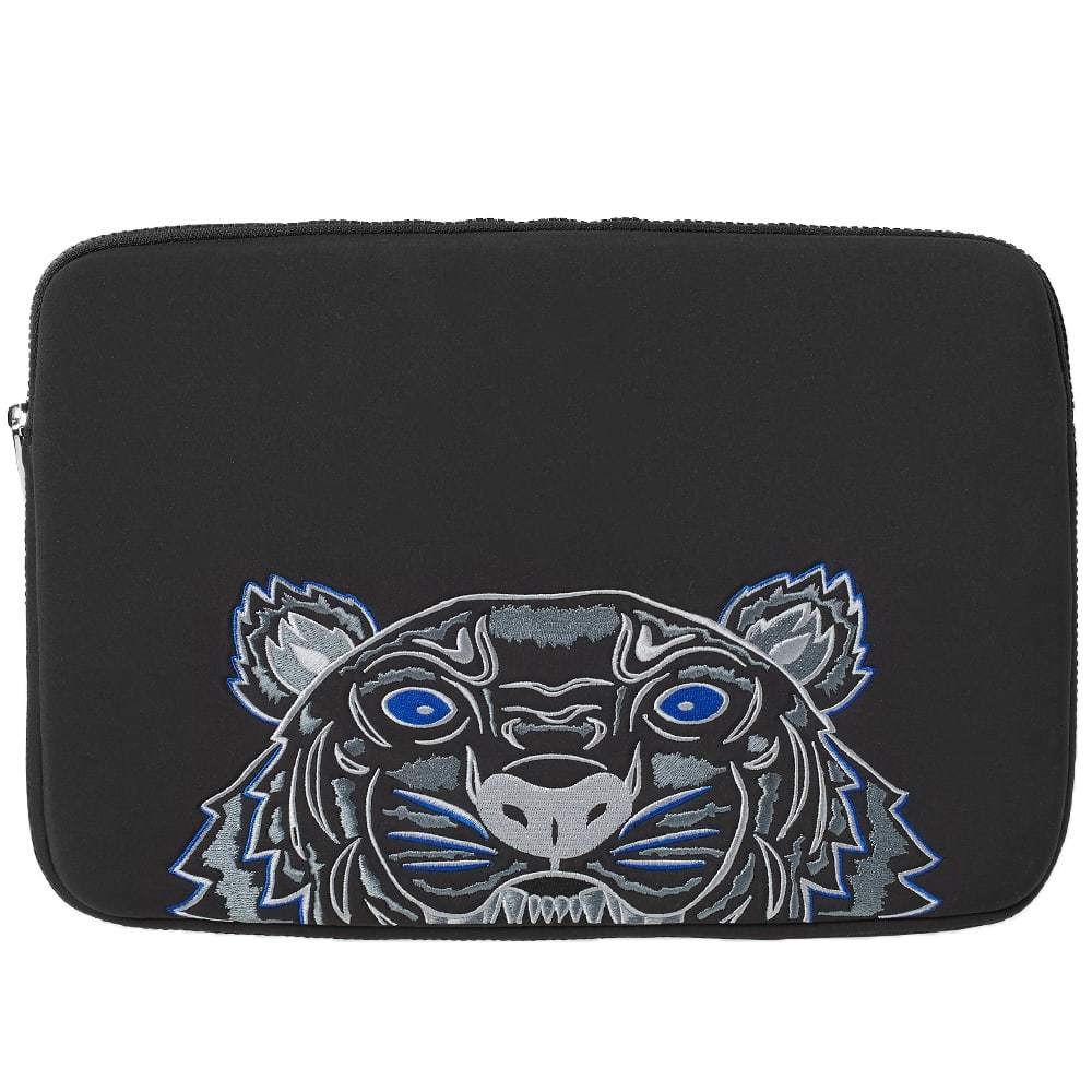 Photo: Kenzo Neoprene Tiger Laptop Case