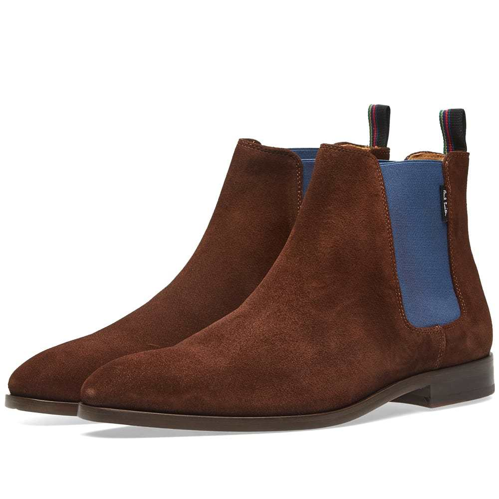 Photo: Paul Smith Gerald Chelsea Boot