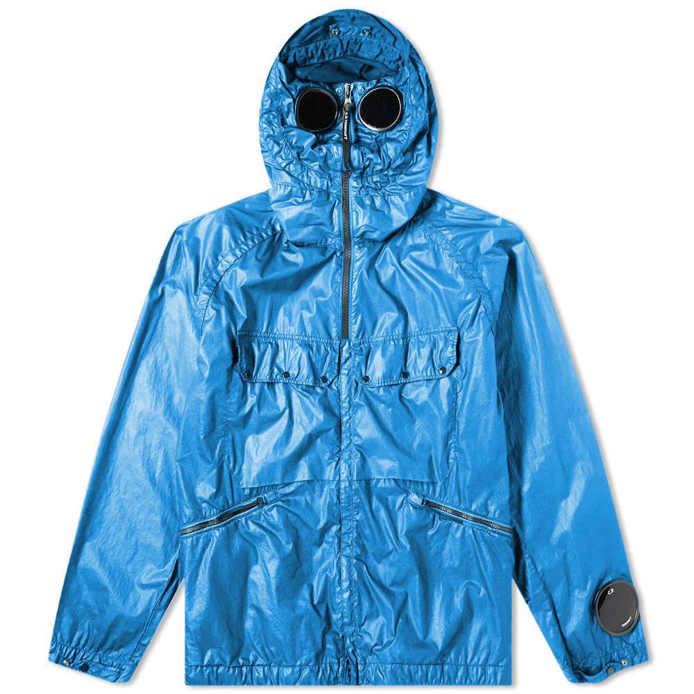 C.P. Company Nyber Zip Goggle Jacket