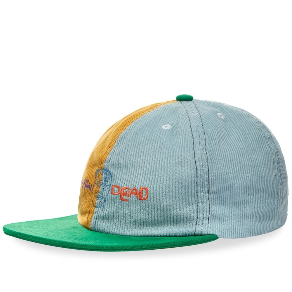 Photo: Brain Dead Colour Block Strap Back Cap