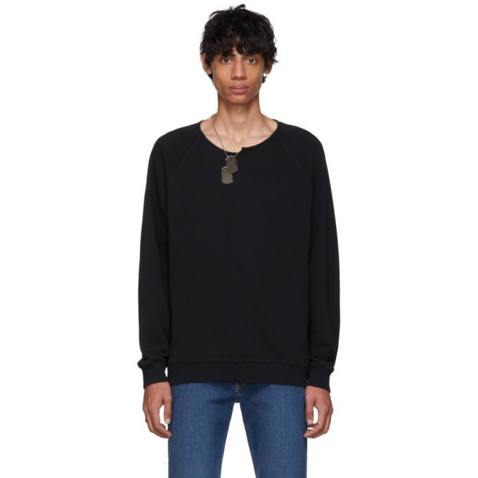 Photo: Givenchy Black Necklace Sweatshirt