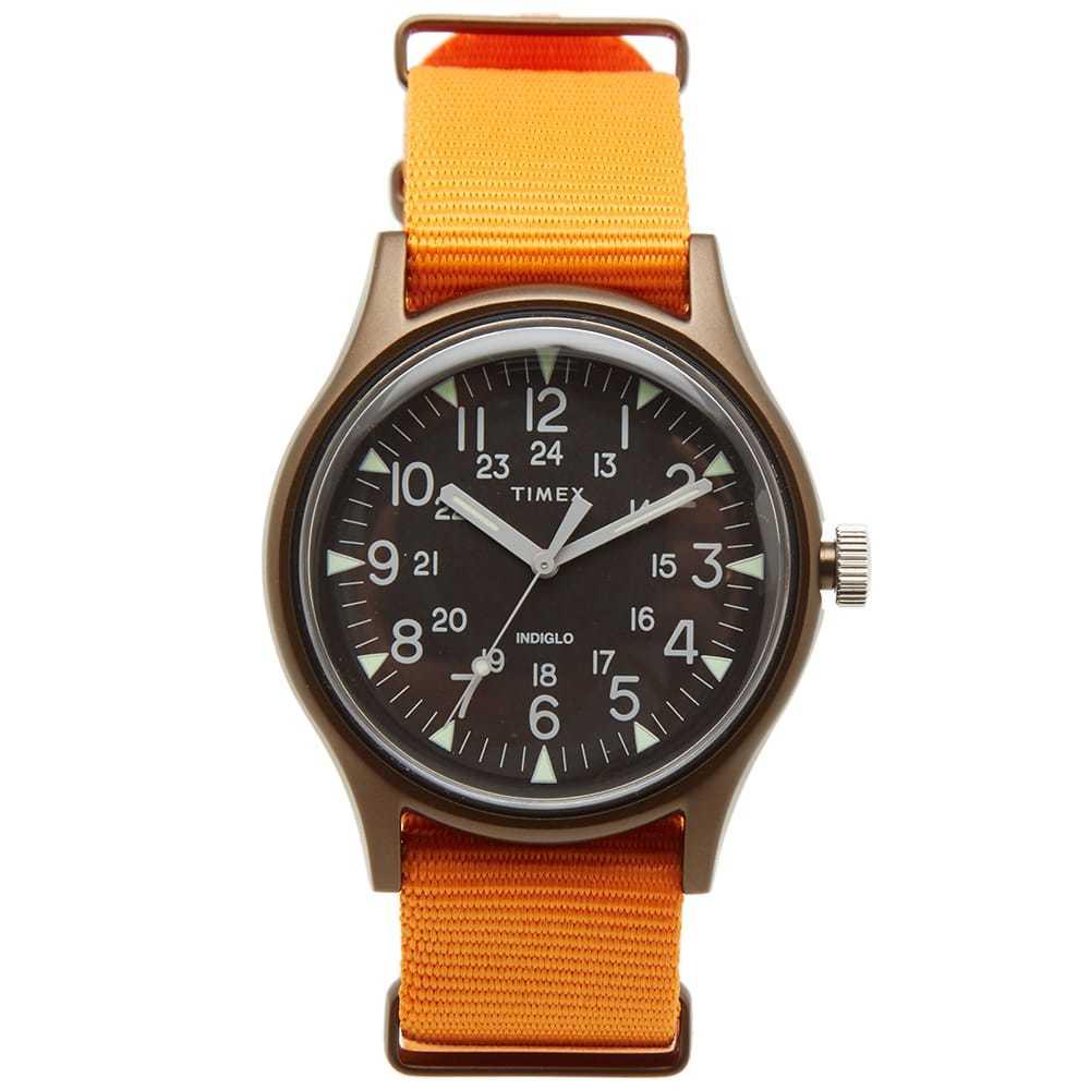 Photo: Timex MK1 Aluminium Watch