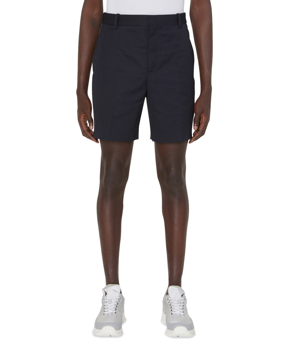 Photo: Wood Wood Tomi Shorts Navy