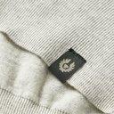 Belstaff - Castle Mélange Cotton and Cashmere-Blend Sweater - Gray