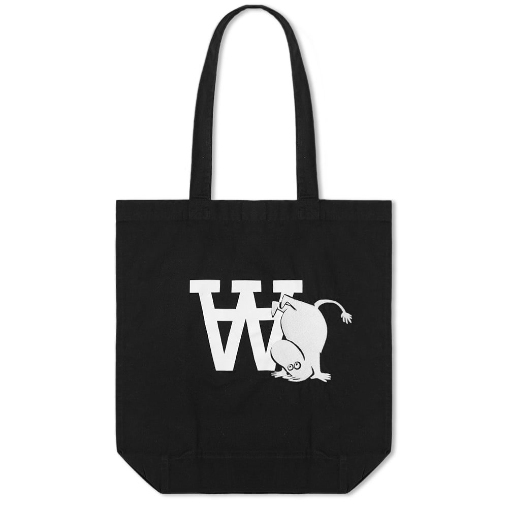 Wood Wood x Moomin Desi Tote Bag