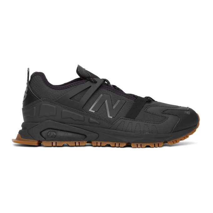 Photo: New Balance Black XRCT Sneakers