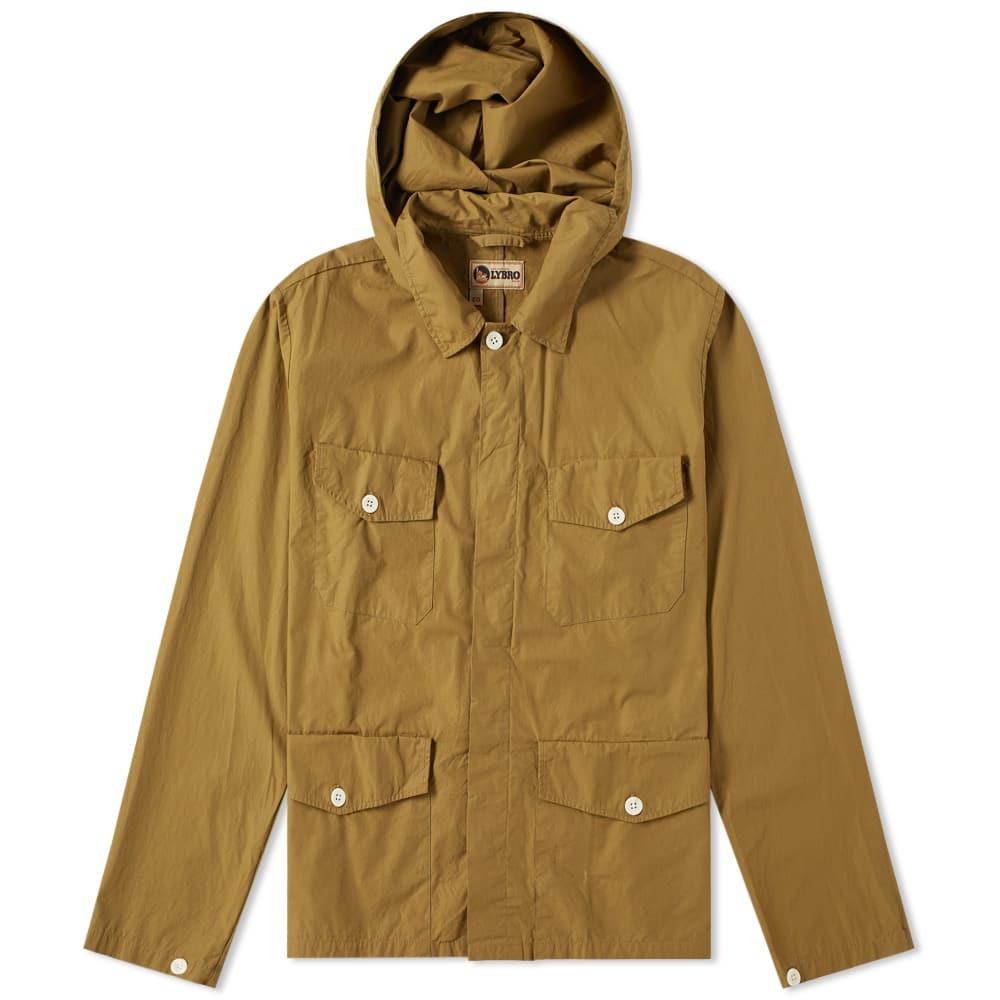Photo: Nigel Cabourn x Lybro Field Shirt Jacket